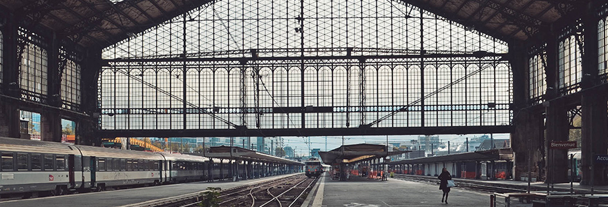 La gare d'Austerlitz