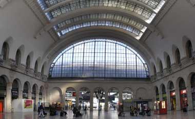 Navette Orly - Gare de l'Est