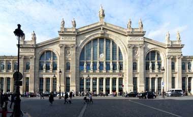 Navette Orly - Gare du nord