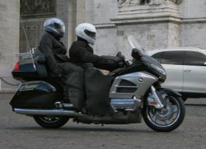 le taxi moto pour gagner du temps